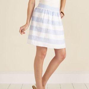Vineyard Vines | Nautical Blue White Mini Skirt